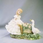 「少女とアヒル」オリジナル作品